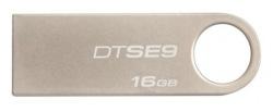 Накопитель USB 16Gb Kingston DataTraveler SE9 Silver (DTSE9H/16GBZ)