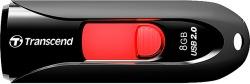 USB FD TRANSCEND JetFlash 590 8GB Black
