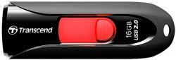 USB FD TRANSCEND JetFlash 590 16GB Black