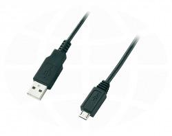Кабель GLOBAL MSH-CA-001 micro USB (черный)