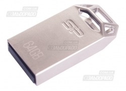 USB FD SILICON POWER Touch T50 64GB Champagne