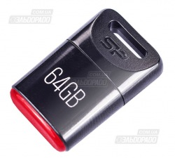 USB FD SILICON POWER Touch T06 64GB Black