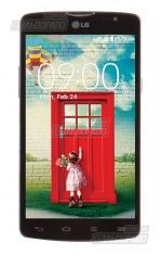 Смартфон LG D380 BK Black