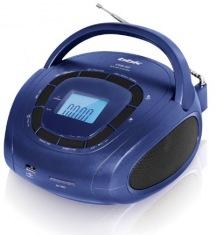 Магнитола BBK BS05 blue