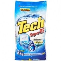 Стиральный порошок TECH Super Ti 3 кг для белого