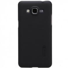 Чехол Nillkin Samsung G530 Galaxy Grand Prime Super Frosted Shield Black