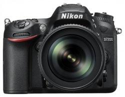 Фотокамера NIKON D7200 18-105 VR Kit + сумка + карта SD 64GB