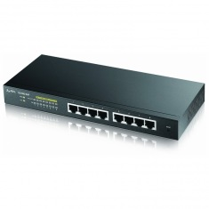 Коммутатор ZyXEL GS1900-8HP 8 портов Gigabit Ethernet