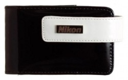Чохол ф / о NIKON BLACK CASE (PU) for S3100/S4100/