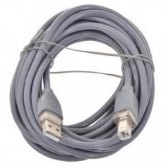 USB Кабель HAMA для принтера 2.0 (AM/BM) 5 м