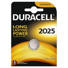 Батарейка DURACELL DL2025 DSN 1шт