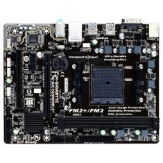 Материнская плата Gigabyte GA-F2A68HM-S1 (sFM2/FM2 +, AMD A68H) mATX