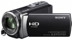 Цифровая видеокамера Sony HDR CX190EB Black (сони)