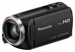 Цифровая видеокамера PANASONIC HC-V260EE-K