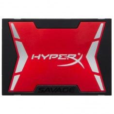 Накопитель SSD 240Gb Kingston HyperX Savage (SHSS37A/240G)