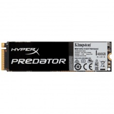 Накопитель SSD 480Gb Kingston HyperX Predator (SHPM2280P2/480G) M.2 PCIe