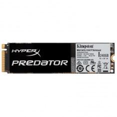 Накопитель SSD 240Gb Kingston HyperX Predator (SHPM2280P2/240G) M.2 PCIe