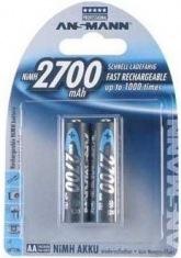 Аккумуляторы Ansmann 5030852/72 2700ААНС