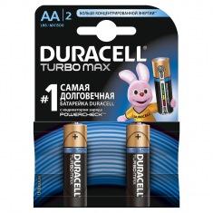 Батарейки DURACELL AA MN(MX)1500 TURBO (2шт)