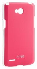 Чехол VOIA LG Optimus L80 Dual (D380) - Jell Skin