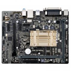 Материнская плата Asus N3050M-E/C/SI (Intel Celeron N3150, SoC) mATX
