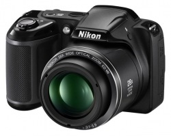 Фотокамера Nikon Coolpix L340 Black