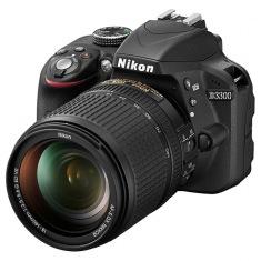 Фотоаппарат NIKON D3300 Kit 18-140mm