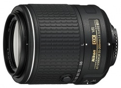 Объектив Nikon 55-200mm f/4-5.6G AF-S ED VR II AF-