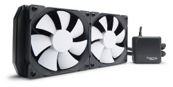 Водяная система охлаждения для CPU Fractal Design Kelvin S24 2x120mm (FD-WCU-KELVIN-S24-BK)
