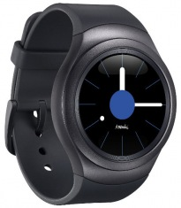 Умные часы Samsung SM-R720 Gear S2 (Dark Grey)