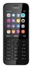 Мобильный телефон NOKIA 222 DS Black