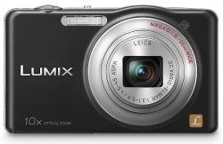 Цифровой фотоаппарат Panasonic DMC-SZ1 Black