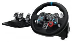 Игровой руль Logitech G29 Driving Force Racing Wheel (941-000112)