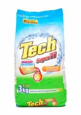 Стиральный порошок-кондиционер TECH Super Ti 3кг Disinfecting