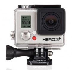 Экшн камера GoPro HERO 3+ Silver Edition