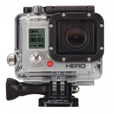 Экшн камера GoPro HERO 3 White Edition