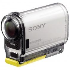 Экшн камера Sony HDR-AS100V с пультом д/у RM-LVR1