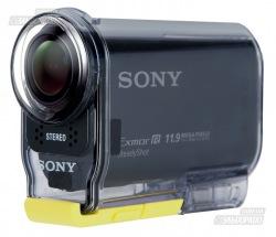 Экшн камера Sony HDR-AS20B