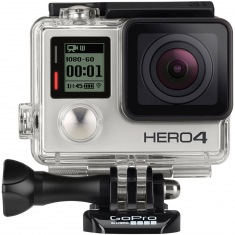 Экшн камера GoPro HERO 4 Silver (CHDHY-401-FR)