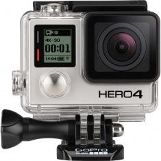 Экшн-камера GoPro HERO4 Black STANDARD (CHDHX-401)