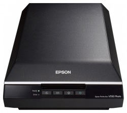 Сканер А4 Epson Perfection V550 Photo (B11B210303)