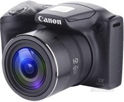 Цифровой фотоаппарат CANON PowerShot SX412 IS Black