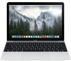 Ноутбук Apple A1534 MacBook Silver (MF855UA/A)