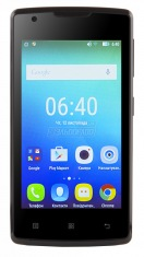 Смартфон Lenovo A1000 DS Black