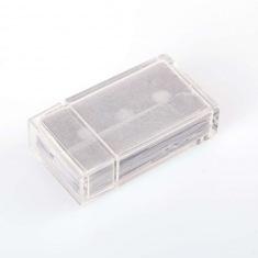 Лезвия для скребка для стеклокерамики PYRAMIDA, 10 шт