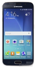 Смартфон SAMSUNG SM-G920 Galaxy S6 32GB Black