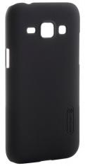 Накладка Nillkin Samsung J500 Galaxy J5 Super Frosted Shield Black