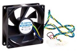 Вентилятор Chieftec Thermal Killer AF-0825PWM, 80мм, 2700 об/м