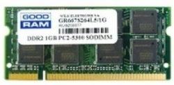 Память SoDimm GoodRam 1x2Gb DDR2 800MHz (GR800S264L6/2G)