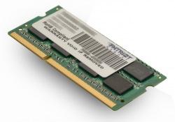 Память SoDimm Patriot Signature Line 1x8Gb DDR3 13